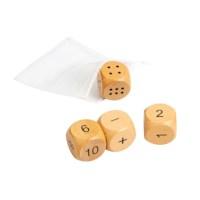 Math dice large