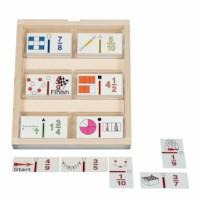 Basic-fraction dominoes