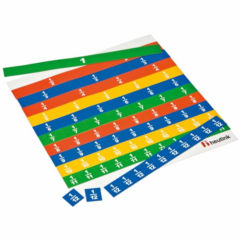 Magnetic fraction set linear teacher