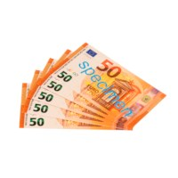 Euro banknotes 50 euro