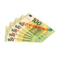 Euro banknotes 100 euro