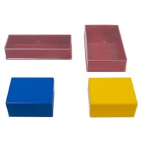 Box red 17.5 x 10.1 x 3.4 cm