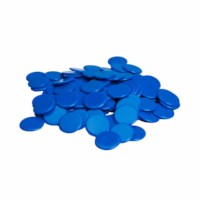 Counters blue