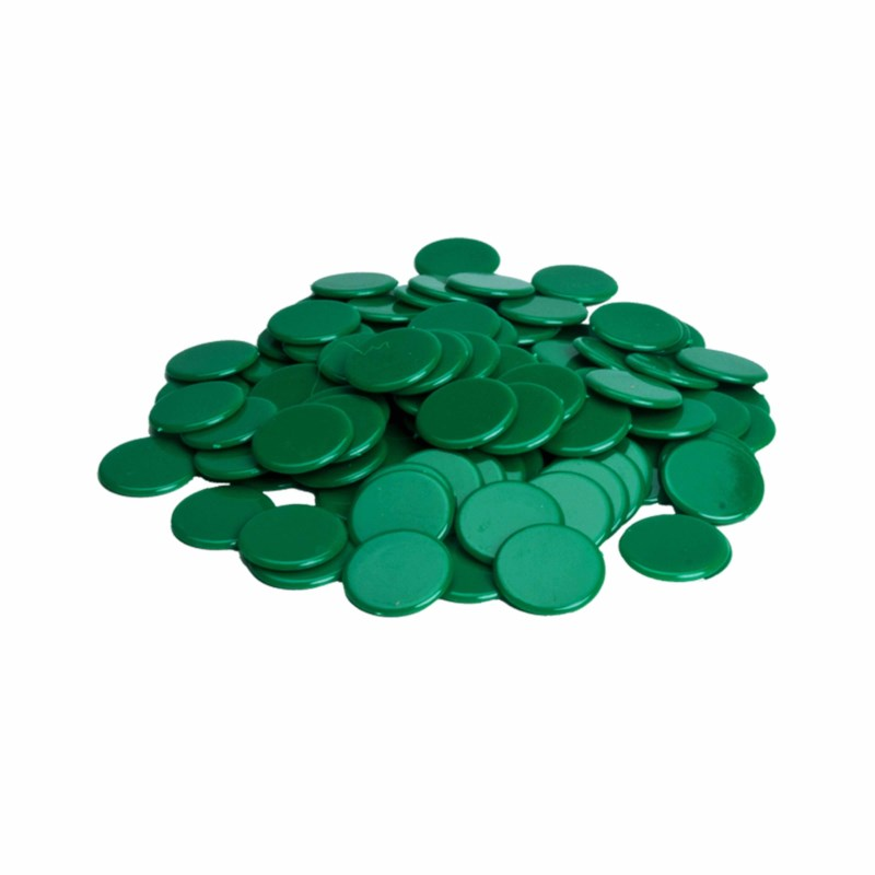 Counters green