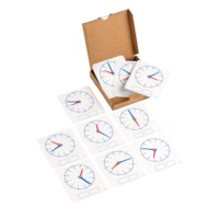 Clocks AM/PM pupils