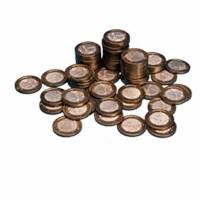 Euro coins 1  euro