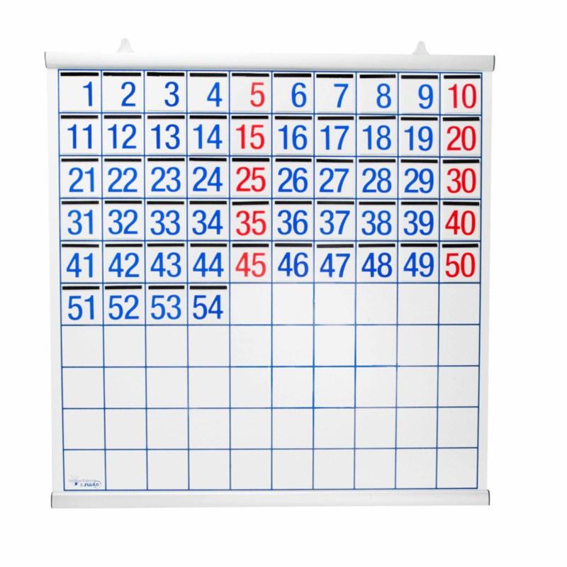 Hundred board magnetic