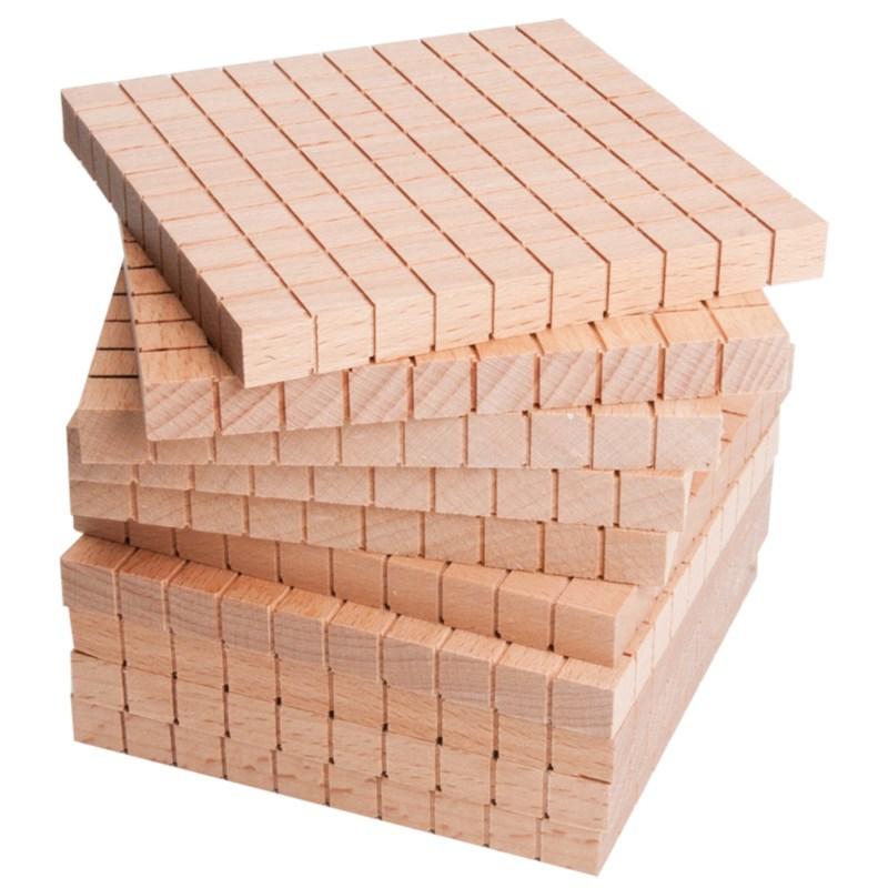Base 10 flats (10)