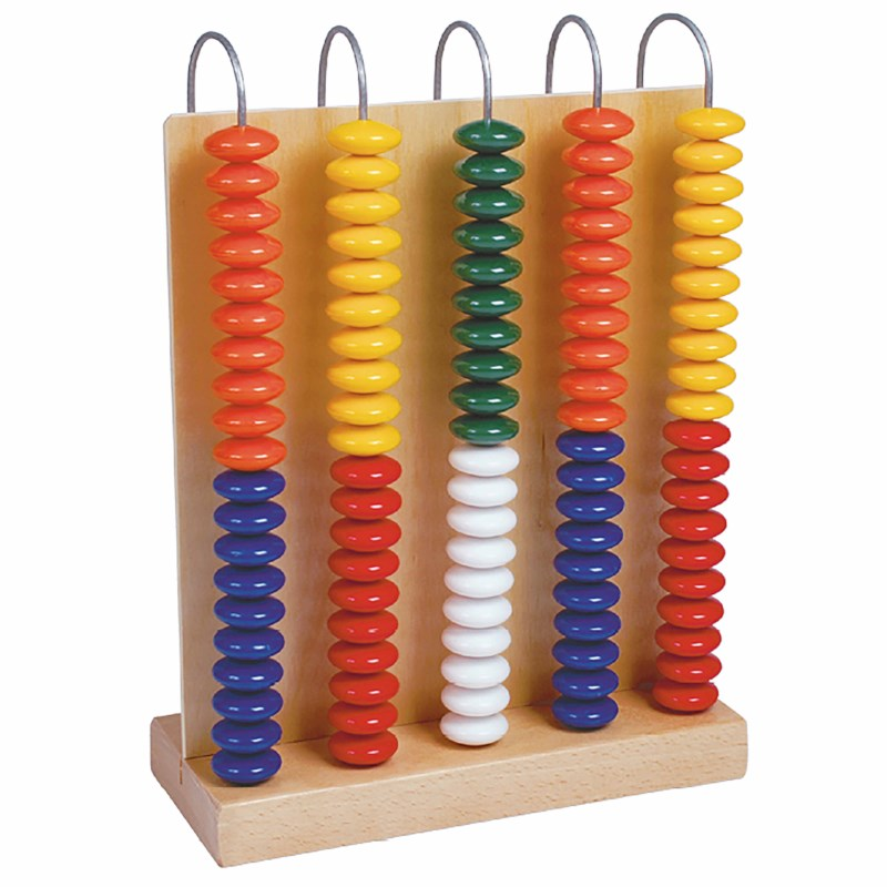 Abacus 5 x 20 teacher