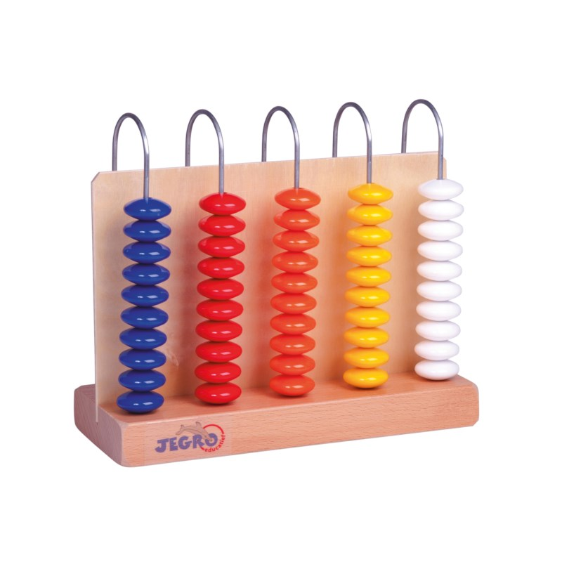 Abacus 5 x 10 teacher