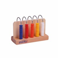 Abacus 5 x 10 pupils