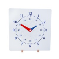 Clock synchronous teacher