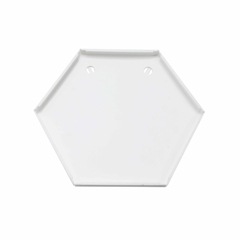 Scope tray white