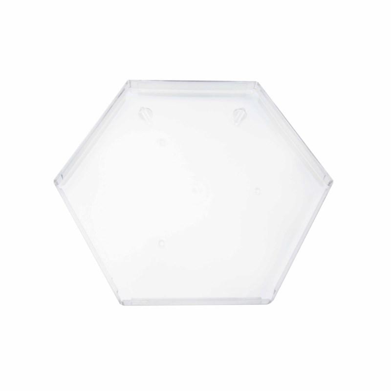 Scope tray transparent