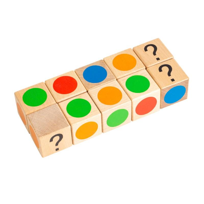 Self-assessment dice pupils